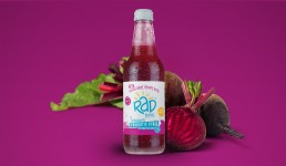 rad tonic bottle beetroot
