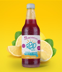 rad tonic bottle lemon