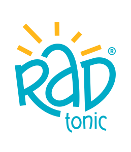 rad tonic logo