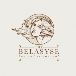 belasyse illustration logo design