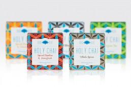 chai packing box design