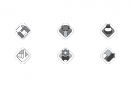 Ertech Branding Icon Designs