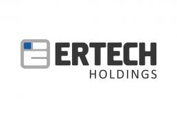Ertech Holdings Logo Design