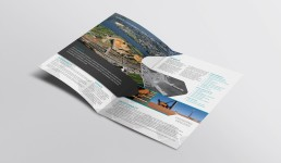 ertech brochure design