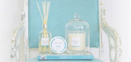 luminessence candle packaging design