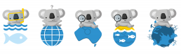 kreative koalas icons