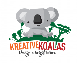 kreativekoalas logo design