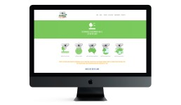 kreative koalas website design