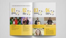 PYIA Brochure Design